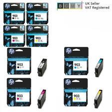 Original HP 903 Ink Cartridges T6L99AE T6L87AE T6L91AE T6L95AE (2019)
