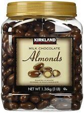 Kirkland Signature Chocolate Covered Almonds (3 Lbs)