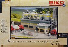 Piko 61130, Spur H0,  Bausatz Betonmischanlage Main Beton