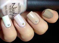 NEW! Nicole By OPI nail polish lacquer in YOGA-THEN-YOGURT ~ White