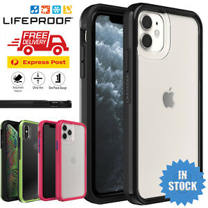 For Apple iPhone 11 Pro XS Max Case Genuine Lifeproof SLAM Shockproof Slim Cover