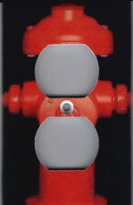 FIRE HYDRANT HOME WALL DECOR OUTLET COVER