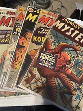 journey into mystery pre hero marvel comic lot