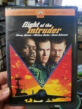 Flight of the Intruder (DVD, 2003) Danny Glover near mint with insert!