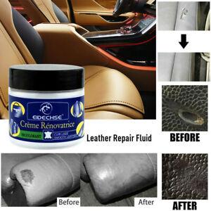 2020 Reconditioning Leather Cream - Vinyl Repair Kit Auto Car Seat Sofa NEW