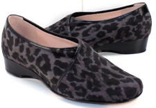 Taryn Rose Kelsey Leopard Print Envelope Wedge Loafer Womens US Shoe Size 9M NEW