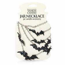 YANKEE CANDLE BATTY  BATS HALLOWEEN JAR CANDLE JEWELRY New