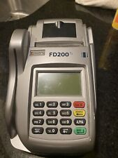 First Data FD200TI (Dial/IP) Credit Card Machine *OS UPDATED AND UNLOCKED*