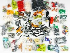 Assorted Lot of LEGO Animals & Animal Body Parts (4lbs)