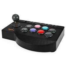 New! PXN-0082 Arcade Joystick Game Controller TURBO & MACRO for PC PS3 Xbox One