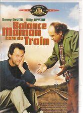 DVD ZONE 2--BALANCE MAMAN HORS DU TRAIN--DE VITO/CRYSTAL/GREIST/RAMSEY