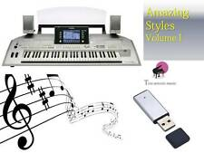 TYROS 2 USB-Stick+AMAZING STYLES Vol 1