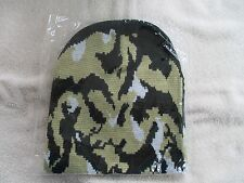 Pittsburgh / Boston Camo Watch Cap Black / YellowGold / White