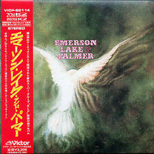 Emerson, Lake & Palmer by Emerson, Lake & Palmer (SHM CD) Free Shipping