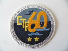 PATCH US NAVY USN  CTF 60 / MARINE USA