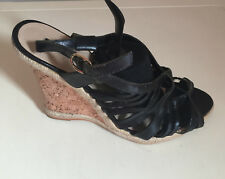 LADIES DARRELYN  French Connection Wedges SIZE 41