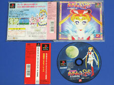 SAILOR MOON SuperS Bishojo Senshi Play Station PS1 Import Japan