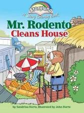 Storyland: Mr. Rodento Cleans House: A Story Coloring Book by John Kurtz...