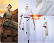 Halloween Costume Star Wars The Rise of Skywalker Rey Cosplay Costume Suits