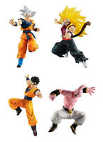 Bandai Dragon Ball Super VS Battle Figure 12 Gashapon Buu Gohan Goku Set 4 pcs