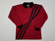 Adidas Soccer Jersey Men's Small S Vintage 90s Goalie Long Sleeve Swirl Pattern