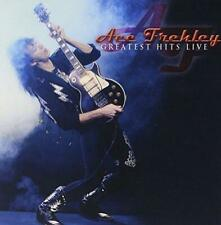 Ace Frehley - Greatest Hits Live (NEW CD)