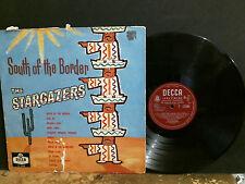 STARGAZERS  South Of The Border   L.P.  UK original   GREAT !!