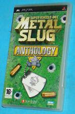 Metal Slug Anthology - Sony PSP - PAL