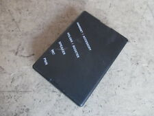 Steuergerät Freisprechanlage Nokia HFJ-3 Audi A4 B5