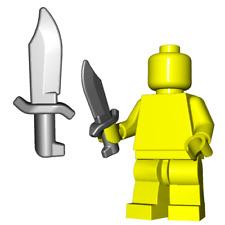 Couteau Bowie pour lego minifigures accessoires