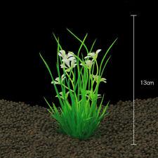 Home Fish Tank Decoration Aquarium PVC Artificial Plants Water Grass Ornaments