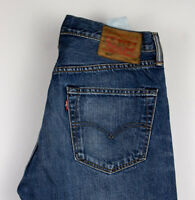 Levi's Strauss & Co Hommes 501 Jeans Jambe Droite Taille W31 L34 APZ131