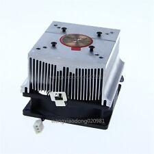 NEW AL Heatsink 20W 30W 50W 100W High Power LED Cooling Fan Aluminium Heat sink