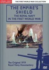 The Empires Shield: The Royal Navy in the First World War (DVD, 2014) Brand New