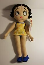 Fashion Betty Boop Diva Sugar Loaf 16' Plush Soft Toy Stuffed Animal