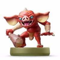 Nintendo amiibo The Legend of Zelda Breath of the Wild BOKOBLIN 3DS Wii NEW F/S