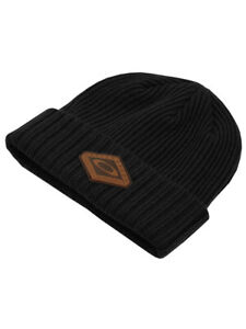 Oakley Men's Dead Tree Cuff Beanie-Blackout Knitted -Nice and Warm -Whilst Cool