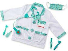 Melissa & Doug Doctor Role Play Costume Dress-Up Set (7pc) NEW!! FUN!!