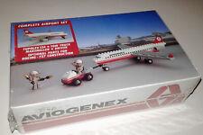 AeroKit KAWADA Tupolev Tu-134 / Boeing 737 Lego Type Construction Toy Kit