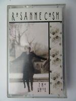 Rosanne Cash The Wheel (Cassette)