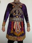 1800's Antique Velvet Knight Tunic Robe Pythias Masonic Scottish Right Oddfellow