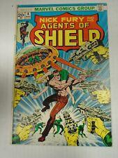 Marvel Shield #4 (1973) Aim, Jim Steranko, Jack Kirby, Stan Lee, Roy Thomas