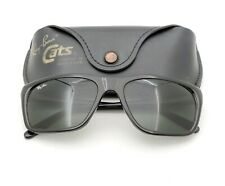 Vintage B&L Ray Ban Bausch & Lomb G15 Gray Cats 3000 w/Case
