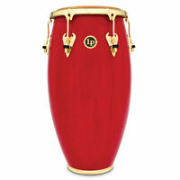 Latin Percussion LP Matador Wood 12 1/2 in Tumba Red