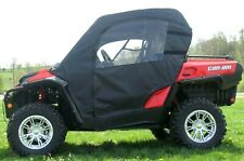 Soft DOOR Kit ~ CAN-AM COMMANDER ~ New ~ UTV's ~ 2 Colors