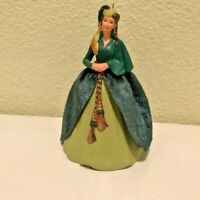 Scarlett O'Hara Gone with the Wind Christmas Green Gown Ornament Hallmark 2013