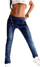 Stonewashed Damen-Jeans Mozzaar S
