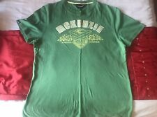 McKenzie Mens Green  T-Shirt / Top Used but good condition size XL.