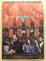 Gang boys (Skin gang) DVD NEUF SOUS BLISTER Wings Hauser - Linda Blair