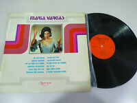 """MARIA Vargas exitos Flamenco 1972 - LP vinyl 12 """" G VG"""